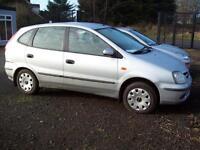 2004 Nissan Almera Tino 1.8 S.