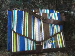 REDUCED Creative Options - Large craft tote.   Lots of pockets