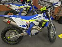 Sherco SEF 300 Factory Enduro, 2021, to place an order please call Fast Eddy