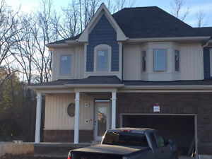 Brand New Semi Detached House in St Davids Niagara on the Lake
