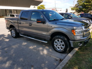 2013 Ford F150 SuperCrew 6 seater 4x4