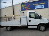 Iveco Daily 2.3 35s11 Dropside Tailift / ToolBox