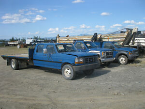 1992 F-350 Flat Deck for sale..