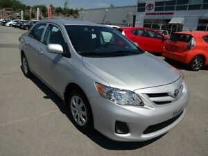 Toyota Corolla GROUPE B A/C BLUETOOTH 2013