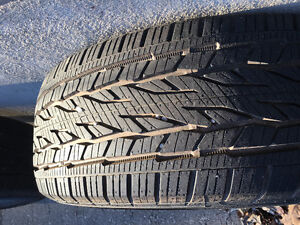 Continental Crosscontact LX20 Tires for Sale