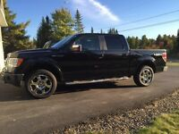 Ford F-150 Lariat (Loaded)