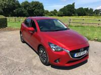 Mazda Mazda2 Sports Launch Edition 5dr PETROL MANUAL 2015/15