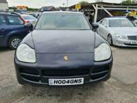2004 Porsche Cayenne S 5dr Tiptronic S, MOT 16/03/2022, HPI CLEAR, DVD, ESTATE