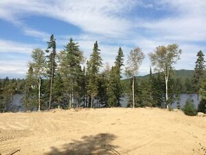 LARGE LAKEFRONT LAND FOR SALE - SITE CLEAR