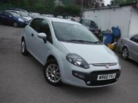 2010 FIAT PUNTO EVO ACTIVE * 3 DOOR WHITE * HATCHBACK PETROL