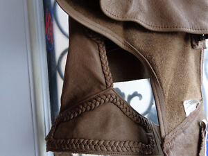 Ladies chaps NEW in large      recycledgear.ca Kawartha Lakes Peterborough Area image 2
