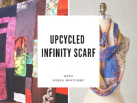 Upcycled Infinity Scarf Workshop (June 14)