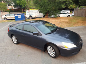 2006 Honda Accord Coupe V6 EX