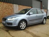 2007 FORD FOCUS 1.6 - 1 PREVIOUS OWNER - LOW MILE - NEW CLUCH/CAM BELT - HISTORY