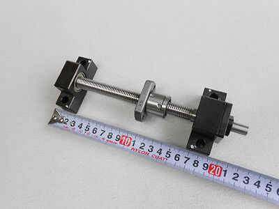 THK SX GROUND Ball Screw L220mm cnc router 14-02 pitch 2mm