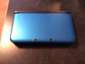 Nintendo 3DS XL Blue Bundle (+5 Games) *Used* For Sale $325 OBO