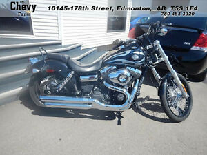 2013 Harley-Davidson Touring Dyna-Wide Glide - Low Mileage