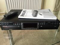 Philips CD Recorder Twin CD, Like Sony CD, CD Copies in minutes