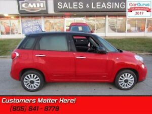 2015 Fiat 500L Sport  - Heated Seats -  Uconnect -  Fog Lamps