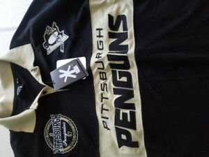 NHL Pittsburgh Penguins XL Shirt. New with tags.