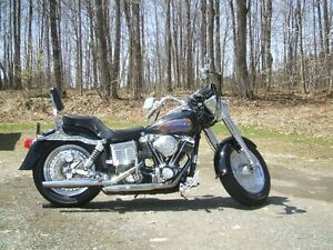 Harley-Davidson FLH 1980 Antique