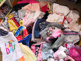 Girls 4-5-6 Years clothes bundle