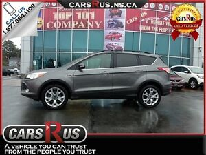 2013 Ford Escape SEL 2.0 L Eco-Boost