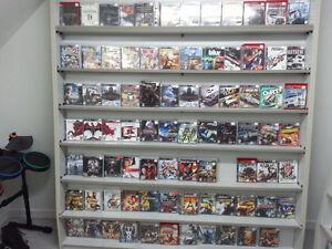 Playstation 3 Consoles/Accessoires et + de 1000 jeux, Garantie!