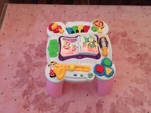 LeapFrog Table Learn and Groove