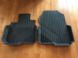 2018 Honda CRV black all season mats
