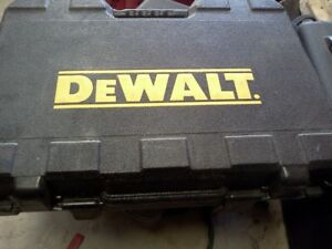 dewalt electric drywall cut out