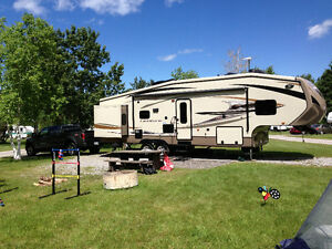 Fifth wheel Sahara Cruiser CF310QB 2013