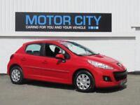 2011 PEUGEOT 207 HDI ACCESS HATCHBACK DIESEL