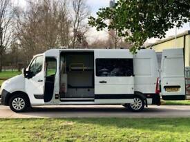 Vauxhall Movano 2.3 Cdti Welfare Van / Messing Van / Camper Van / Crew Van