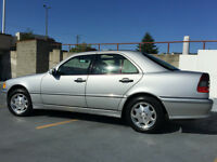1999 Mercedes-Benz C-Class Sedan