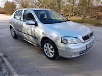 2005 Vauxhall/Opel Astra 1.4i 16v 2005.5MY Enjoy