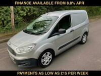 2014 FORD TRANSIT COURIER 1.5TDCi ( 75PS ) NO VAT TO PAY