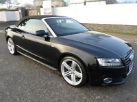 2011/11 AUDI A5 2.0TDI ( 170ps ) **49,055 MILES ONLY** £12995