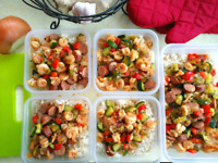 Stay healthy over the holidays with Miss Gourmet mealprep!