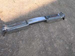 1979-1985 Eldorado rear bumper Kawartha Lakes Peterborough Area image 1