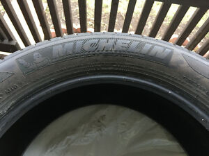 Pneus En Excellent État,  Tires In Excellent Condition