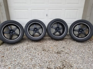 """20"""" rims and tires 5X114.3"""
