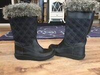 Girls Timberland boots size 1