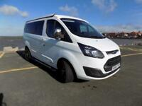 Ford Transit Custom conversion