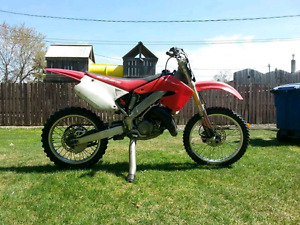 2001 honds cr 125r