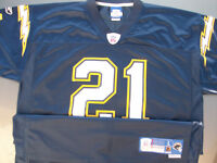 Reebok LaDainian Tomlinson #21 San Diego Chargers Jersey
