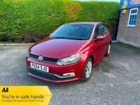 2014 Volkswagen Polo SE HATCHBACK Petrol Manual