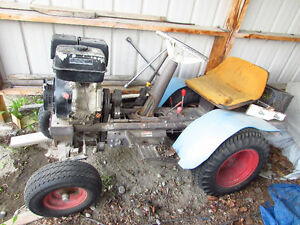 1969(?) BOLENS TRACTOR RUNS PERFECT $600 obo