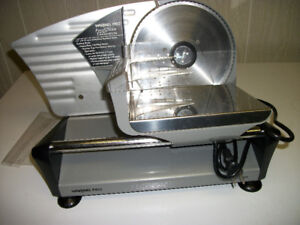 electric food slicer by waring pro