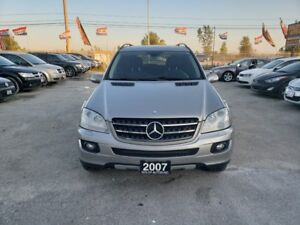 2007 Mercedes-Benz M-Class ML 350 CDI DIESEL |Leather Seats  | C